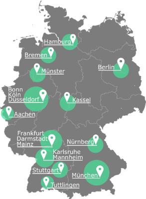 Standorte grundwerk